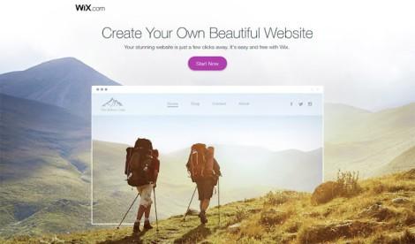15 trang web thiết kế xây dựng website miễn phí 2017